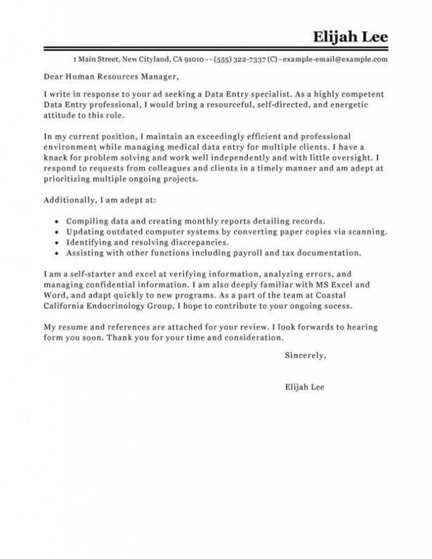 Resume : Underwriting Assistant Cover Letter No Experience | Job ...
