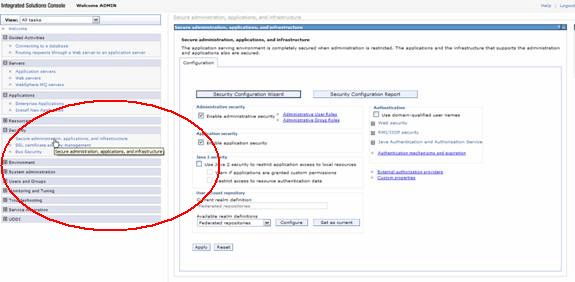 Tip: Configuring WAS with LDAP realm - Library: Articles - Jazz ...