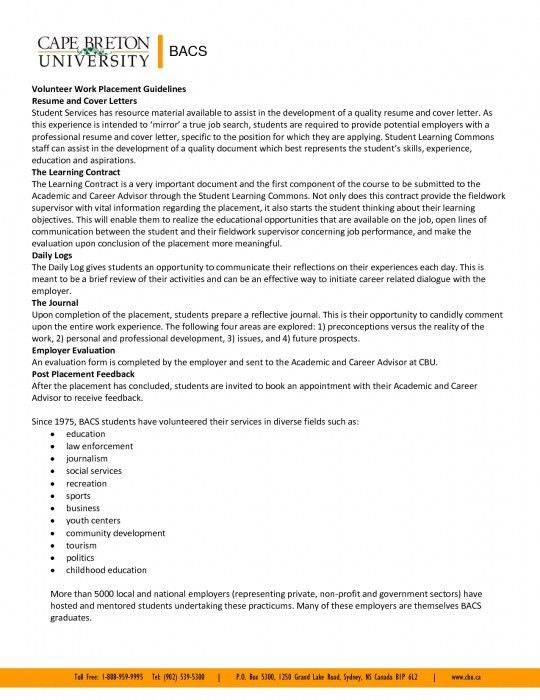 beaufiful sample resume with volunteer experience images gallery