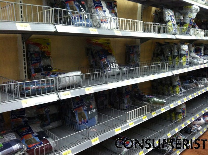 Walmart Employees Tell Consumerist About All Those Empty Shelves ...