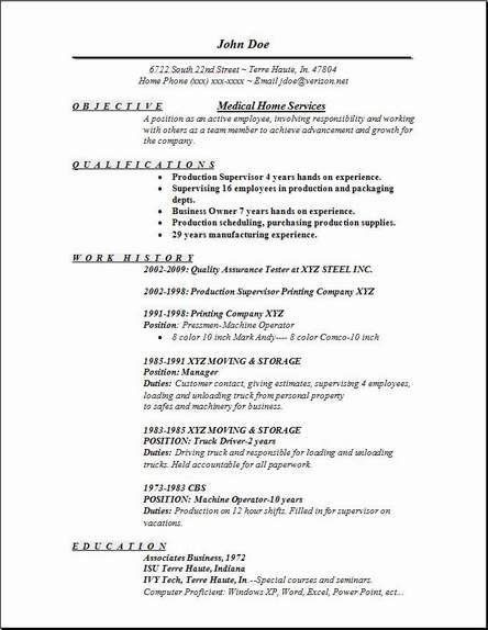 5 Home Care Assistant Resume Resume resume for home care assistant ...