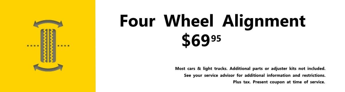 Parts Specials - Hometown Motors - Weiser Idaho