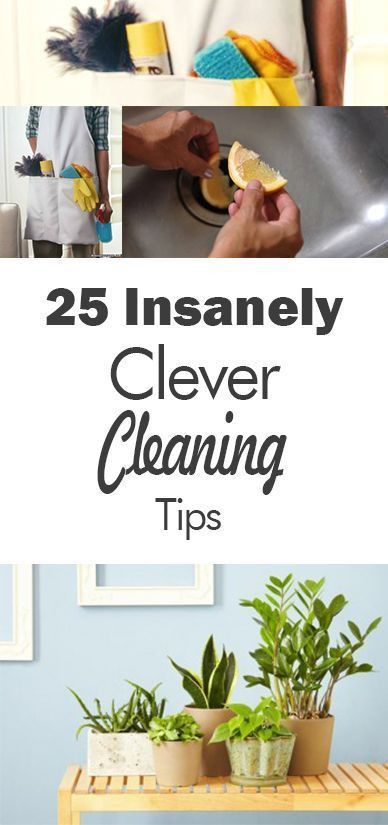 454 best Cleaning & Organization Tips images on Pinterest ...