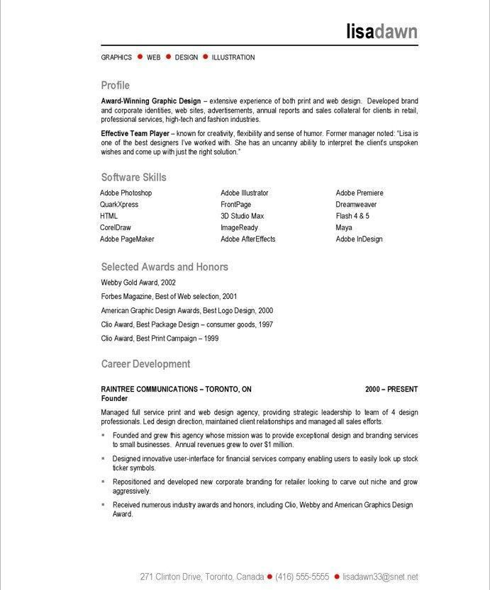 59 best Resume! images on Pinterest | Resume ideas, Resume ...