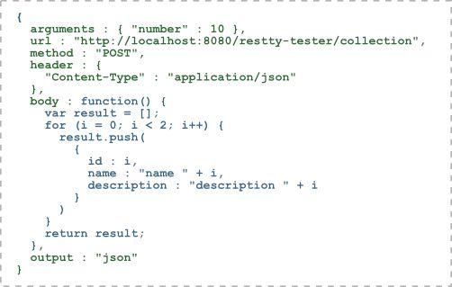Active JSON concept - DataSymphony