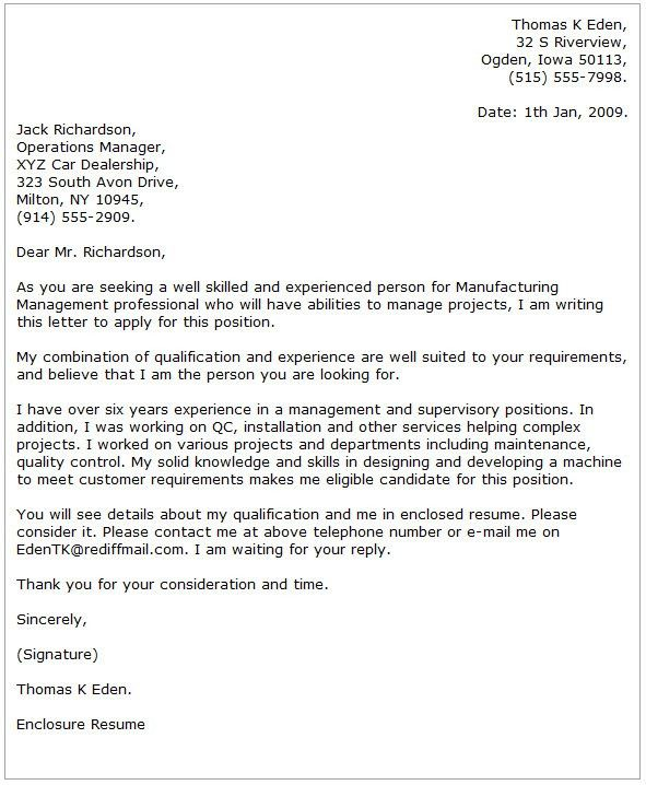 general resume cover letter examples general resume cover letter ...