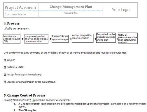Develo Project Plan Templates | Project Management Templates