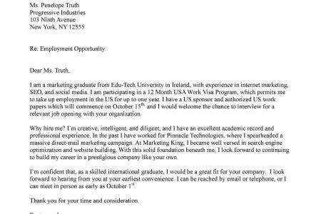 Employment Cover Letter. Entry-Level Cashier Cover Letter Retail ...