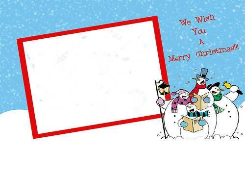 Funny Christmas Card Templates – Happy Holidays!