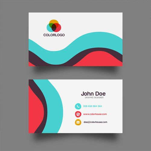 50+ Magnificent Free Business Cards Design Templates