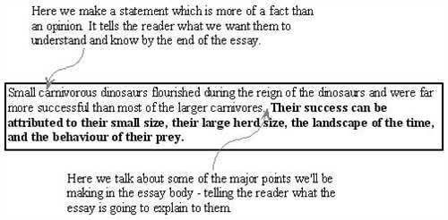 essay thesis statement examples thesis statement examples on ...