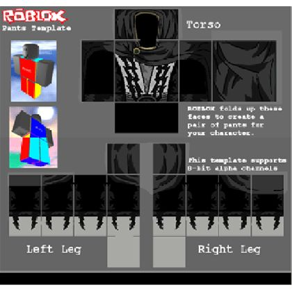 Roblox Shirt Template - ROBLOX
