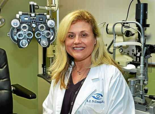 Troy ophthalmologist offers full-service eye care and health tips