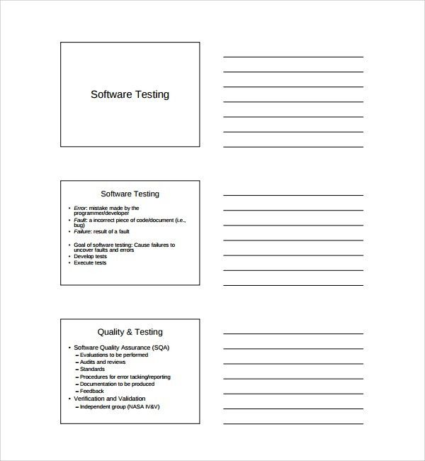 Sample Software Test Plan Template - 7+ Free Documents in PDF