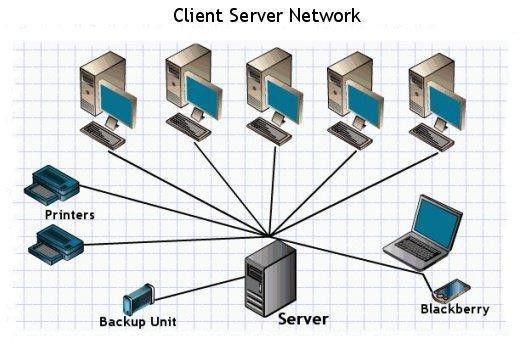 Network Architecture Model | kullabs.com