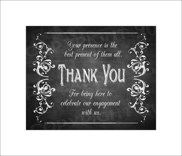7+ Engagement Party Banners - Design, Templates | Free & Premium ...