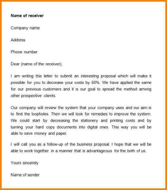 9+ partnership proposal letter | quote templates