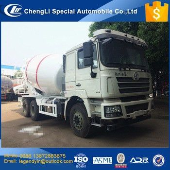 Clw Sales China Best Concrete Mixer Truck 7 Cbm Mixing Drum Italy ...