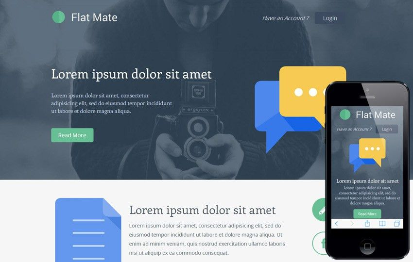 30+ Free Bootstrap Templates & Themes to Download in 2017