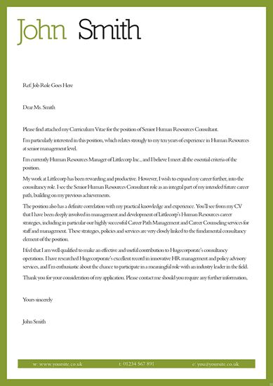 28+ Curriculum Vitae Cover Letter Sample | Sample Cover Letter 22 ...