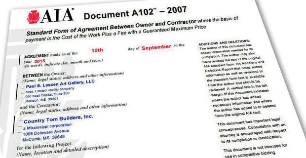 COMMERCIAL FINANCE 701 — Construction contracts and risk ...