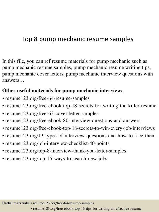 top-8-pump-mechanic-resume-samples-1-638.jpg?cb=1437641528