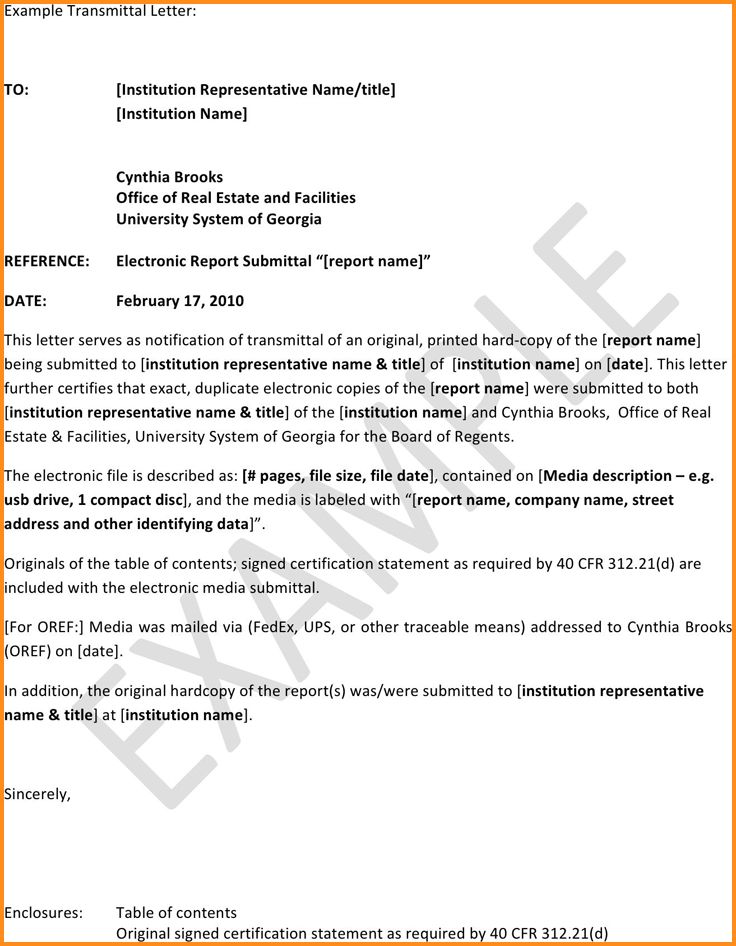 8+ letter of transmittal example | mac resume template