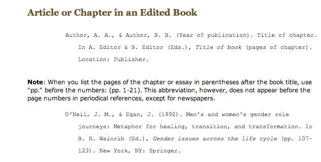 Apa Format Citation Example Multiple Authors - Shishita-world.com