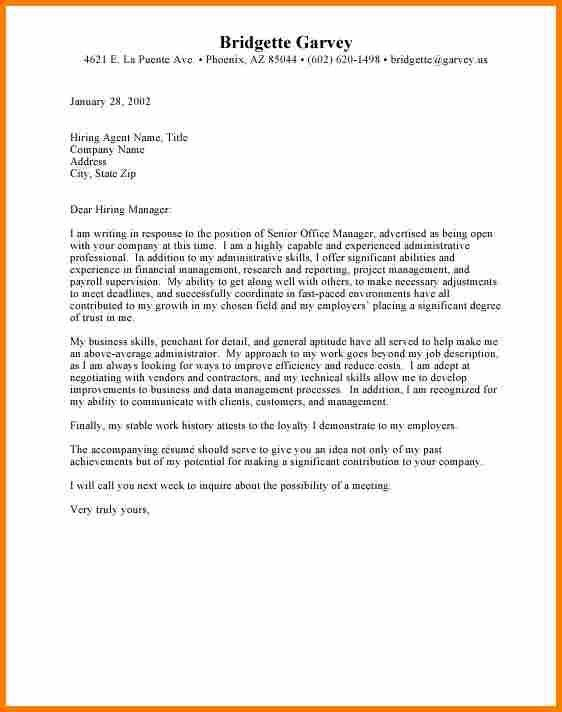 3+ executive assistant cover letter   resume reference
