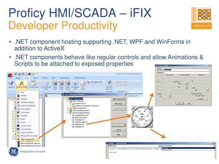 PPT - Proficy HMI/SCADA iFIX 5.5 PowerPoint Presentation - ID:5388812
