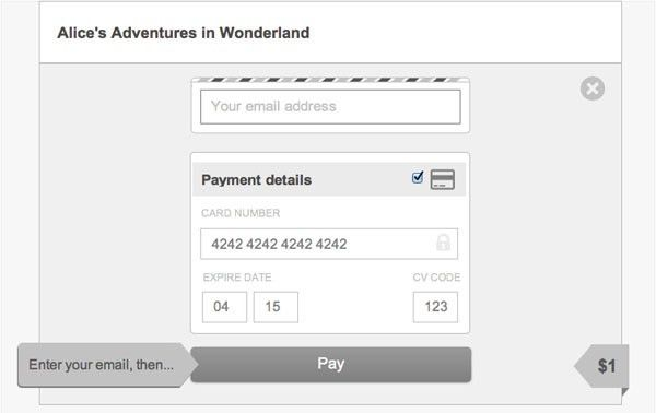 The Ultimate UX Design of: the Credit Card Payment Form | Ux ...