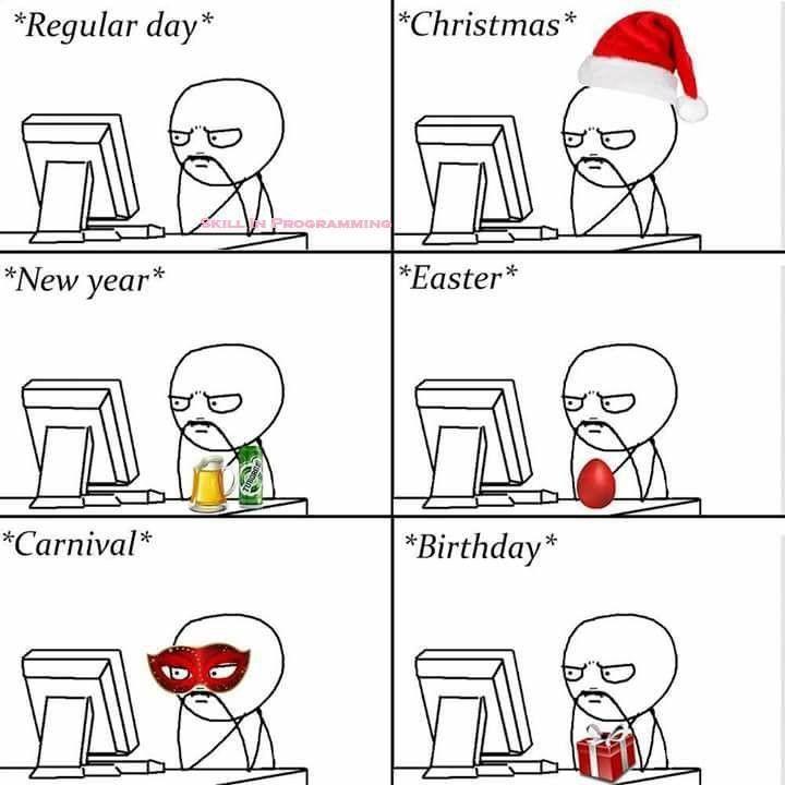 Programmer's Life..- skillprogramming.com