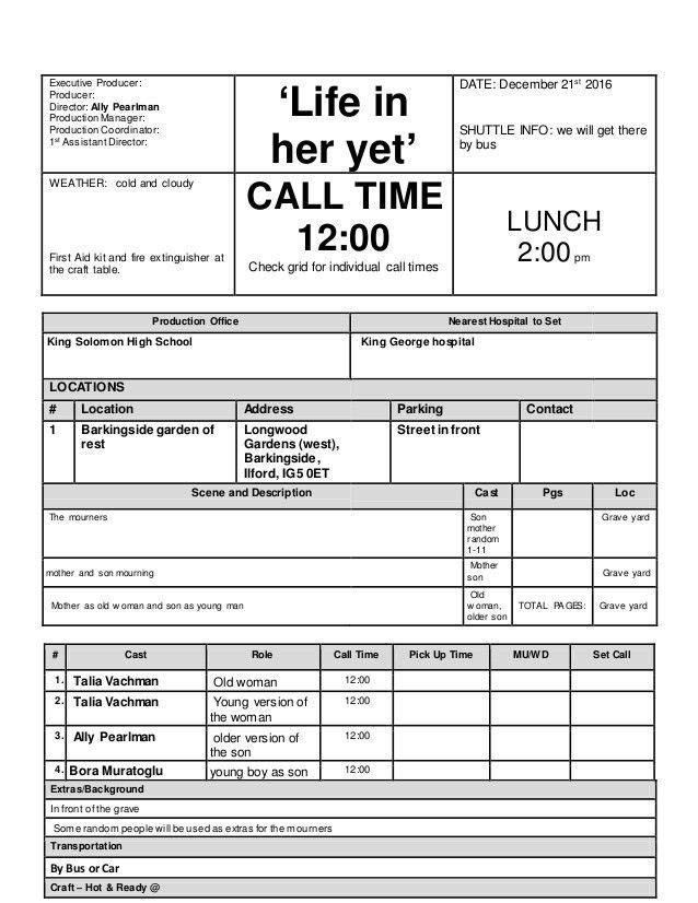 Call sheet-template (2)
