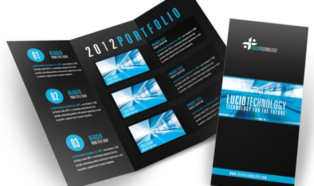 25+ Best Free Brochure Templates PSD Download - Tutorial Zone