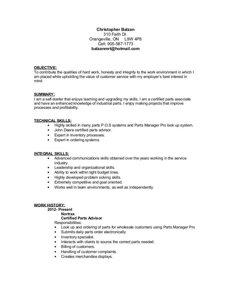 Chris Balzan Resume.doc 2015