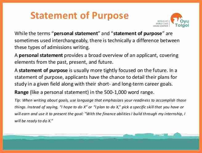 9+ personal statement for letter of recommendation | Life ...