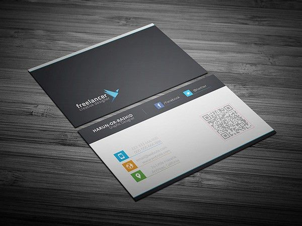 Free Business Cards PSD Templates - Print Ready Design | Freebies ...