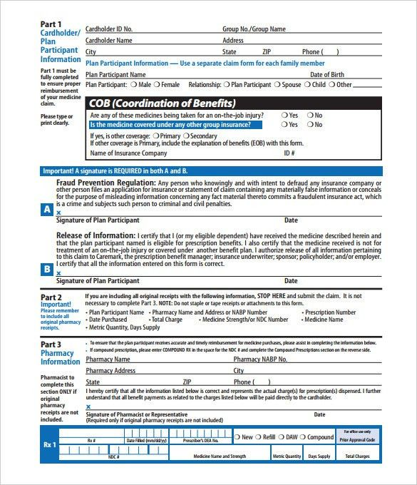 Doctor Prescription Template – 16+ Free Word, PDF Documents ...