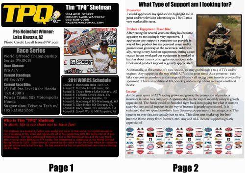 How To Get Sponsors For ATV Racing - ATV.com