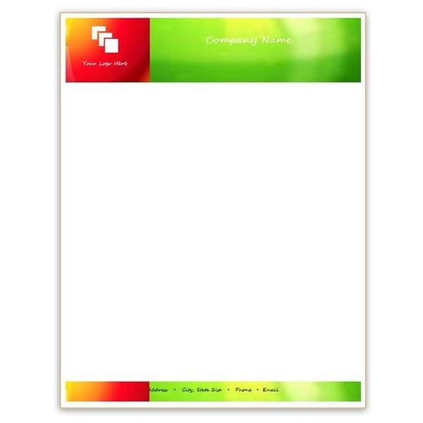 cool letterhead templates | Best Template & Design Images