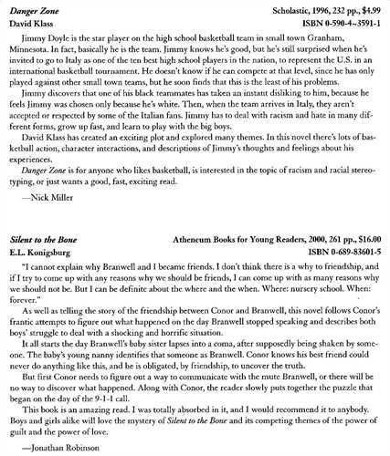 Essay about Examples of Book Review - 9130 Words