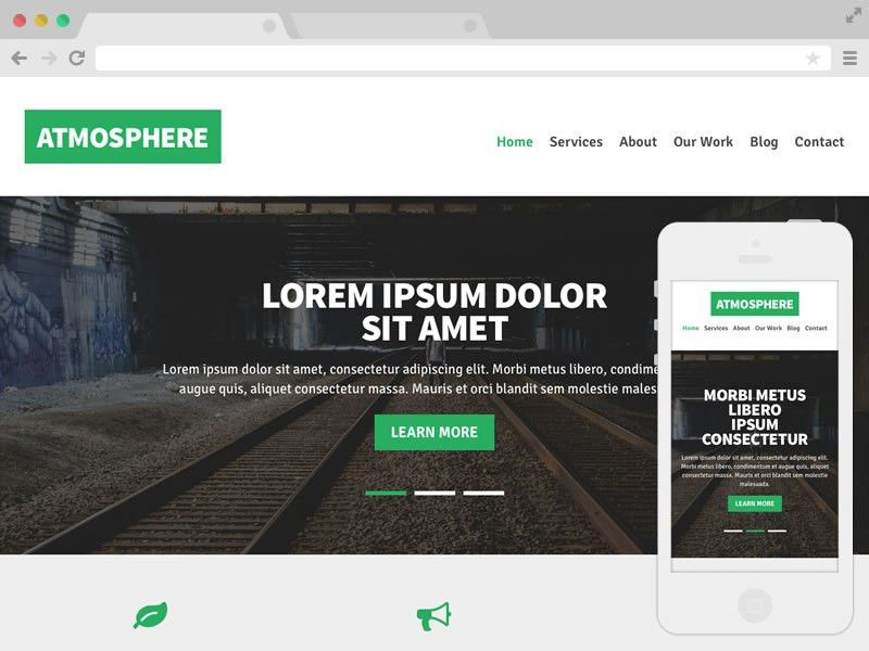 Download Free Website Templates | Free Web Templates | Free ...