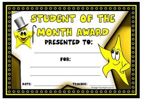 20 Award Certificates   Blank Certificates