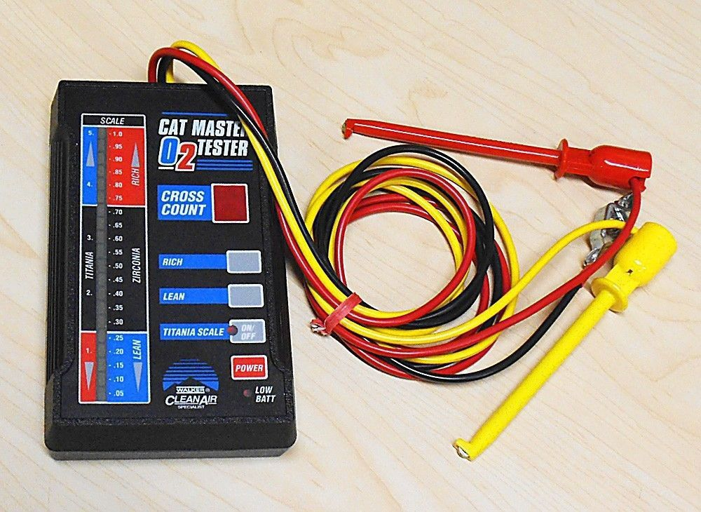 Exhaust Gas Tester | eBay