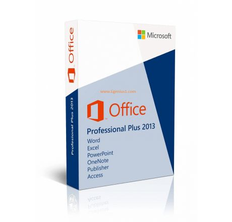 Microsoft Office Professional Plus 2013 Download - Red Box ...