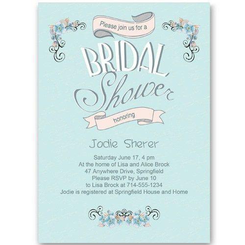 Michaels Bridal Shower Invitations | almsignatureevents.com