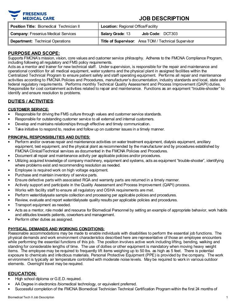 Download Avionics Technician Job Description ...