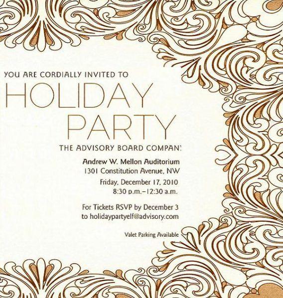 Christmas Party Invite Wording – gangcraft.net