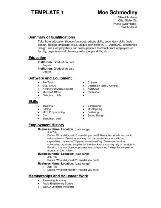 summary section of resume examples resume examples skills section