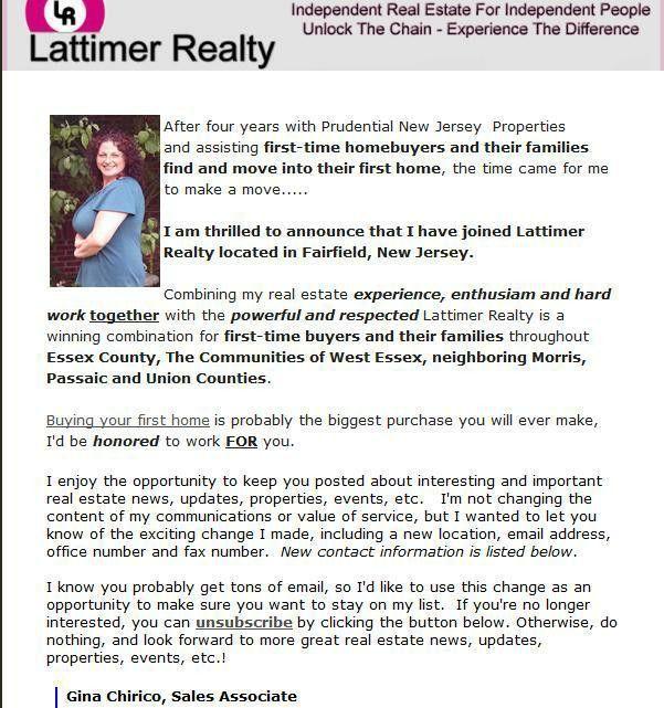 custom announcement. new real estate agent postcards. announcement ...